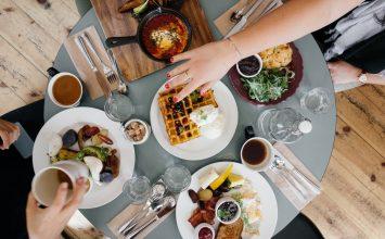 Rytmy komunity #1: Jedlo