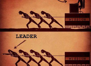 Vedúci podľa Ježiša? Radšej nie!