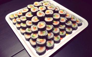 Sroluj si své sushi
