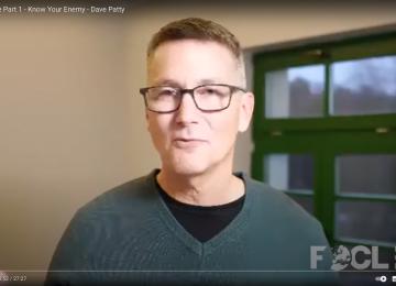 Dave Patty: Poznaj stratégiu nepriateľa #2